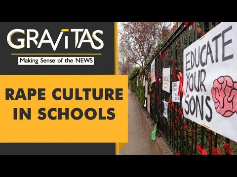 Gravitas: Sexual abuse 'normalised' in U.K. schools