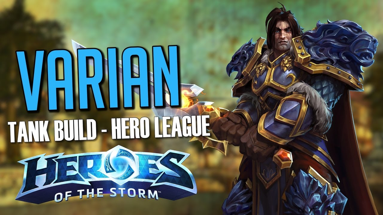 Heroes of the storm league