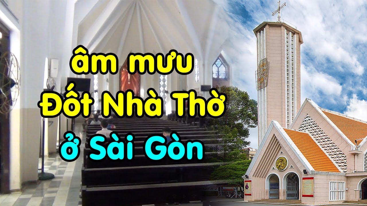 Âm Mưu Đốt Nhà Thờ ở Sài Gòn, Giáo Xứ Đền Đức Mẹ Hằng Cứu Giúp, tỉnh Dòng Chúa Cứu Thế Việt Nam