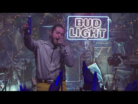 Post Malone  Psycho  From The Bud Light x Post Malone Dive Bar Tour Nashville
