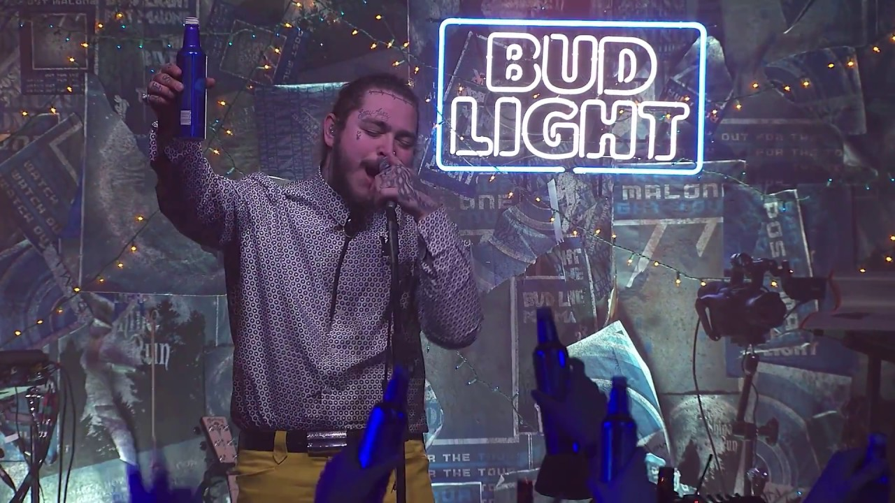 Post Malone - Psycho (Live From The Bud Light x Post ...