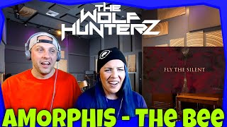 AMORPHIS - The Bee (OFFICIAL LYRIC VIDEO) THE WOLF HUNTERZ Reactions