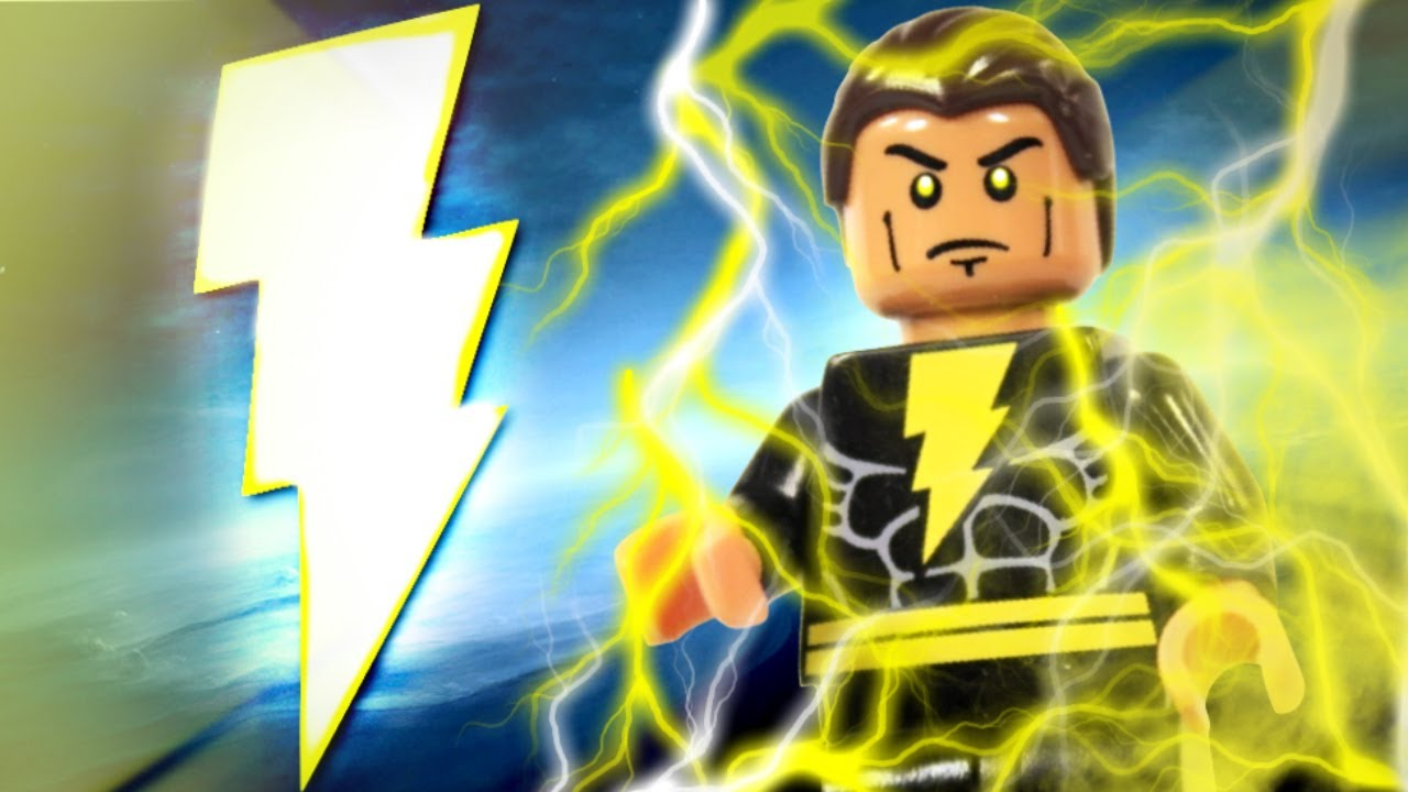 "LEGO Batman 2 DC Super Heroes Custom ""Black Adam ..."