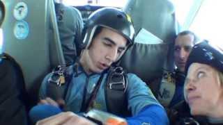 SPA Skydive - AFF 1