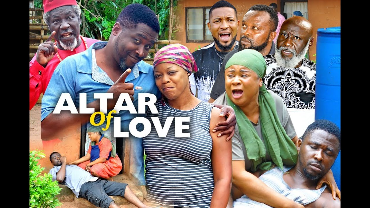 Download ALTAR OF LOVE SEASON 4 - (New Movie) ONNY MICHAEL 2020 Latest Nigerian Nollywood Movie