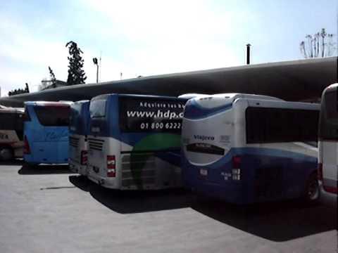 Terminal Central De Autobuses Del Norte