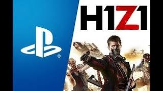 H1Z1 (Ps4) Arcade Mode Live Stream
