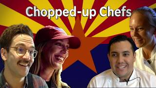 """Get a Behind-the-scenes Perspective on """"Chopped"""" Thanks to These Arizona Chefs"""