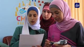 """""""ستم"""" غرفة لتحفيز الإبداع في مدرسة خديجة أم المومنين في اربد"""