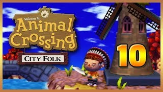 Animal Crossing: City Folk - 10 Year Anniversary Journal
