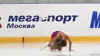 Кузьменко Анна, ПП. Первенство г.Москвы среди юниоров 2017