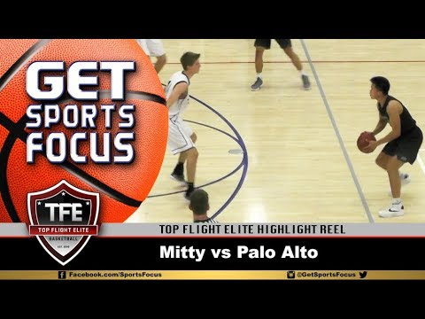 TFE Highlight Reel FEATURE | Mitty Monarchs vs Palo Alto - CCS Open Semis