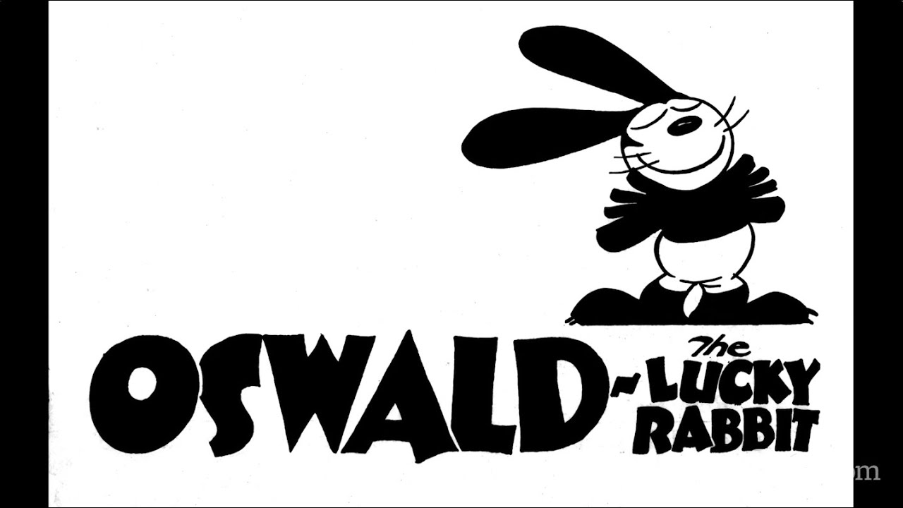 From the Office of Walt Disney: Oswald the Lucky Rabbit