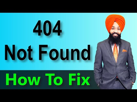 WordPress 404 not found the requested url was not found on this server