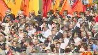 Военный парад в Минске, Беларусь (2004) - Military parade in Minsk, Belarus (2004)