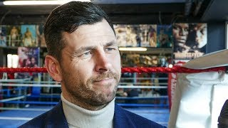 Darren Barker: DeGale vs Eubank PREDICTION & if HE'D HAVE BEATEN THEM