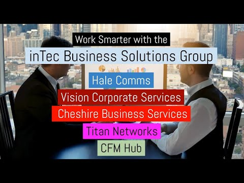 Work Smarter with the inTec Business Solutions group in 2020!