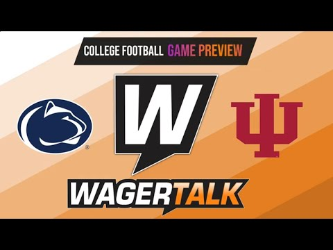 Penn State vs Indiana Picks, Predictions and Odds   PSU vs Indiana Betting Preview   Oct 2