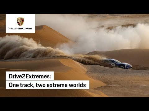 Drive2Extremes: Taycan Cross Turismo x Johnny FPV