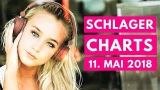 Schlager Charts 2018 - Die Top 10 vom 11. Mai