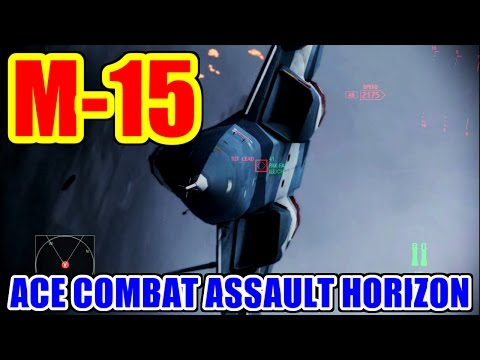 [M-15] Hurricane - ACE COMBAT ASSAULT HORIZON [USB3HDCAP,StreamCatcher]