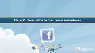 Comment utiliser la discussion instantanée avec Facebook