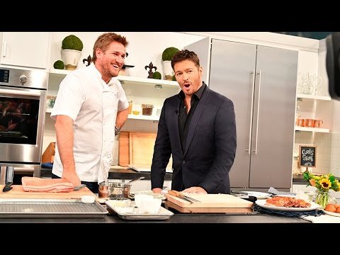 Chef Curtis Stone Joins Harry