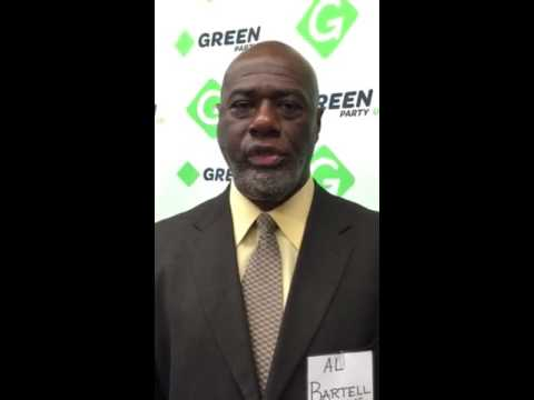 Al Bartell interview at 2016 Green Party Convention
