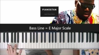 biggie smalls juicy piano tutorial notorious big 90s rap 90s hip hop piano