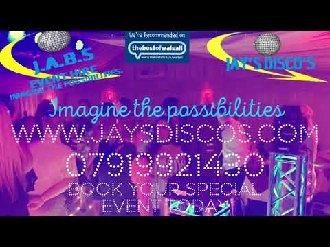 J.A.B.S Event Hire Advertising Video