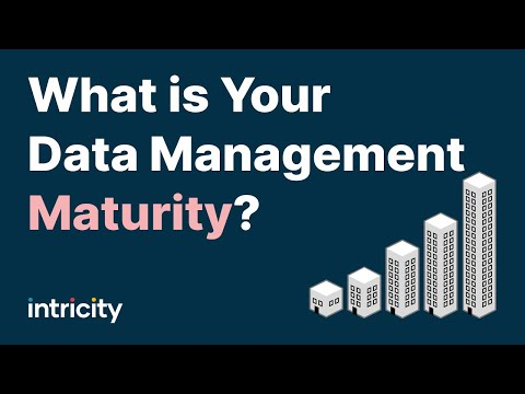 What's Your Data Management Maturity?