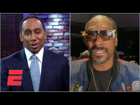 Snoop Dogg on the Steelers' big loss and his future as a boxing analyst   Stephen A's World