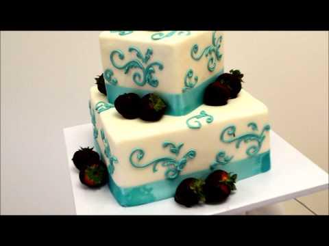 tiffany-blue-wedding-cake