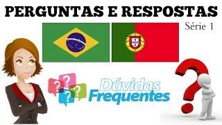 Perguntas e Respostas sobre Portugal