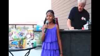 amazing 9 year old singer