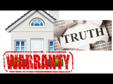 The Truth About Home Warranty Companies - Contractor's Perspective
