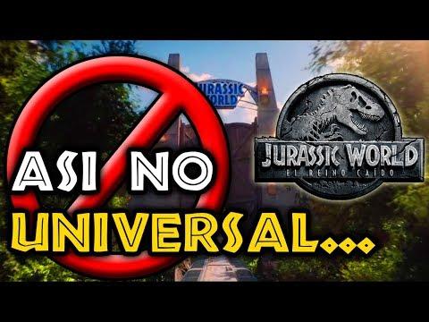 La PEOR Noticia... Jurassic World 2! [OFICIAL]