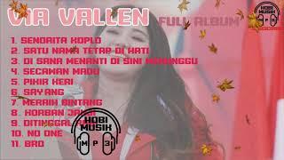 MUSIK DANGDUT VIA VALLEN FULL BASS   SENORITA   NO ONE   BRO   HOBI MUSIK MP3
