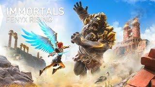 Breath of the Ubisoft - #Immortals: Fenix Rising 🎮
