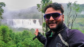 BAHUBALI 3   Athirapally from Rainforest Kerala   Road to Kochi  