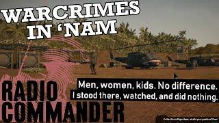Napalm in 'Nam - Radio Commander
