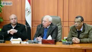 بالفيديو : محافظ بورسعيد يرأس إجتماع اللجنة العليا للحفاظ علي التراث بمحافظة بورسعيد