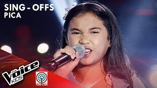 Pica Mabitag - Someday | Sing-Offs | The Voice Kids Philippines Season 4