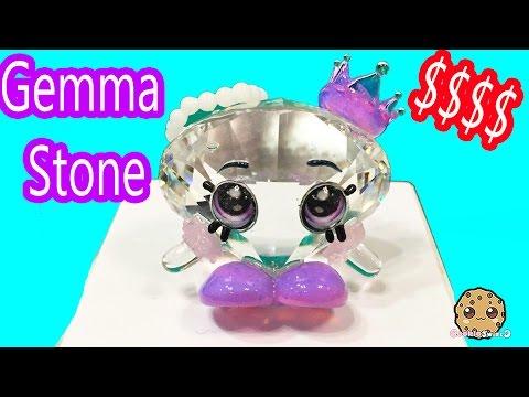 Gemma Stone One Of A Kind Diamond Shopkins Auction News Update Video Cookieswirlc