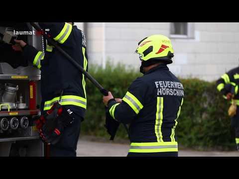 Kleiner Brand In Einer Wohnung In Hörsching Durch Mieterin Rechtzeitig Gelöscht