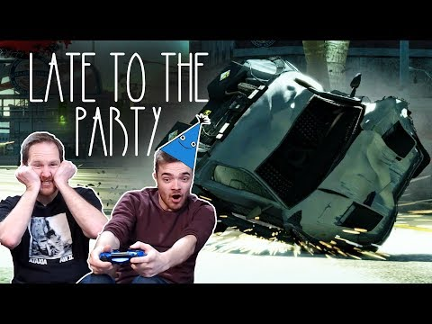 Let's Play Burnout Paradise - Late To The Party