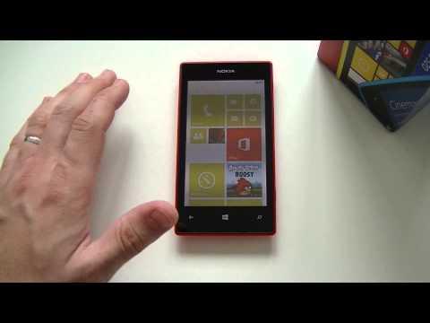 Test du Nokia Lumia 520   par Top-For-Phone.fr