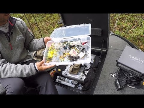 IS THIS REALLY ALL I OWN!? | Bass Boat Tackle Organization | Skeeter zx250