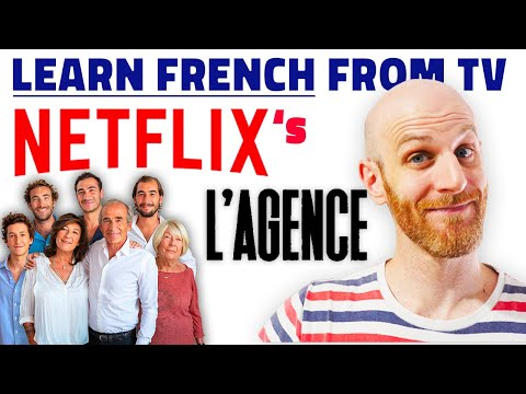 Learning French with Netflix's L'Agence (The Parisian Agency)