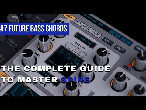 Future Bass Chords|The Complete Guide To Master Spire #7